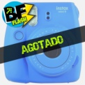 Fujifilm Instax Mini 9 Azul Cobalto - Cámara Instantánea