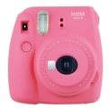 Fujifilm Instax Mini 9 Flamingo Pink - Instant Camera