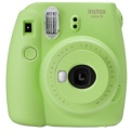 Fujifilm Instax Mini 9 Green Lime - Instant Camera
