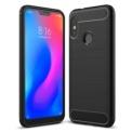 Funda de silicona Carbon Ultra para Xiaomi Mi A2 Lite