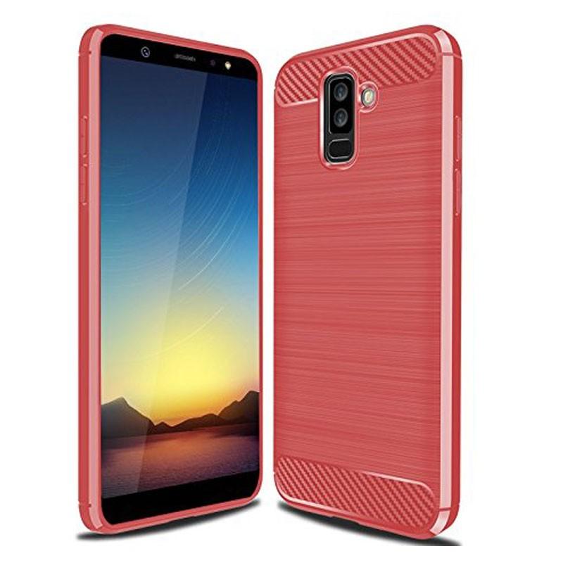 servicio duradero nueva selección moda caliente Funda Carbon Ultra Samsung Galaxy A6 Plus 2018