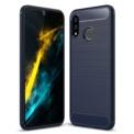 Funda de silicona Carbon Ultra para Huawei Honor 10 Lite