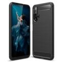 Funda de silicona Carbon Ultra para Huawei Honor 20