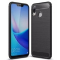 Funda de silicona Carbon Ultra para Huawei Honor Play