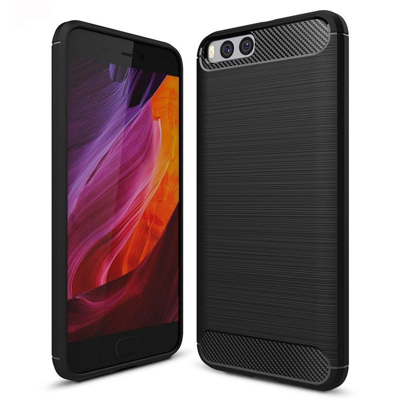 Funda de silicona Carbon Ultra para Xiaomi Mi6