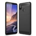 Capa de silicone Carbon Ultra para Xiaomi Mi Max 3