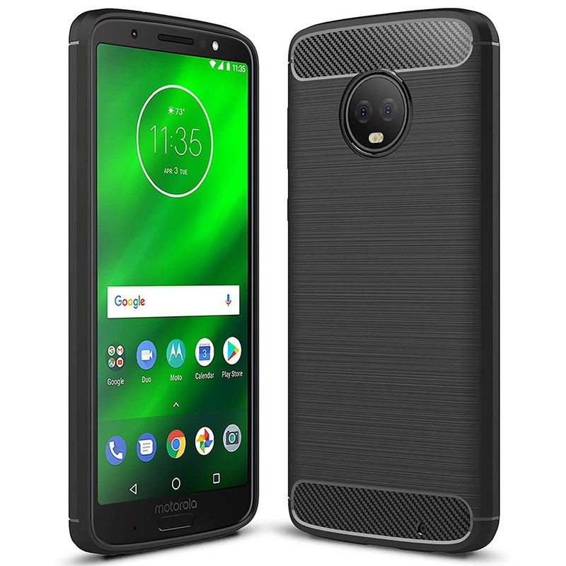 Motorola Moto G6 Plus Carbon Ultra Case
