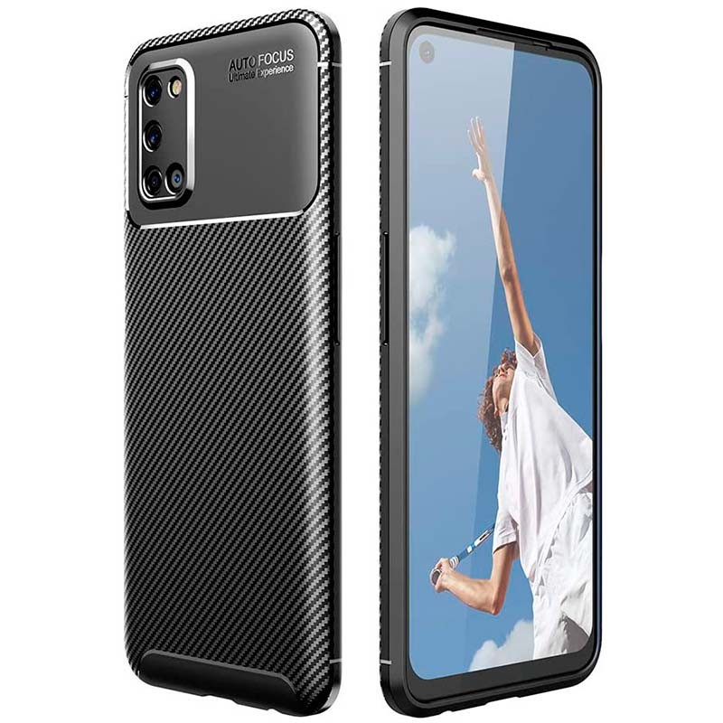 Buy Oppo A72 / A52 Carbon Ultra Case - PowerPlanetOnline