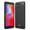 Funda de silicona Carbon Ultra para Xiaomi Redmi 6A