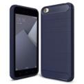 Funda de silicona Carbon Ultra para Xiaomi Redmi Note 5A