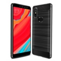 Capa de silicone Carbon Ultra para Xiaomi Redmi S2