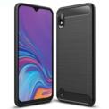 Samsung Galaxy A10 A105 Carbon Ultra Case