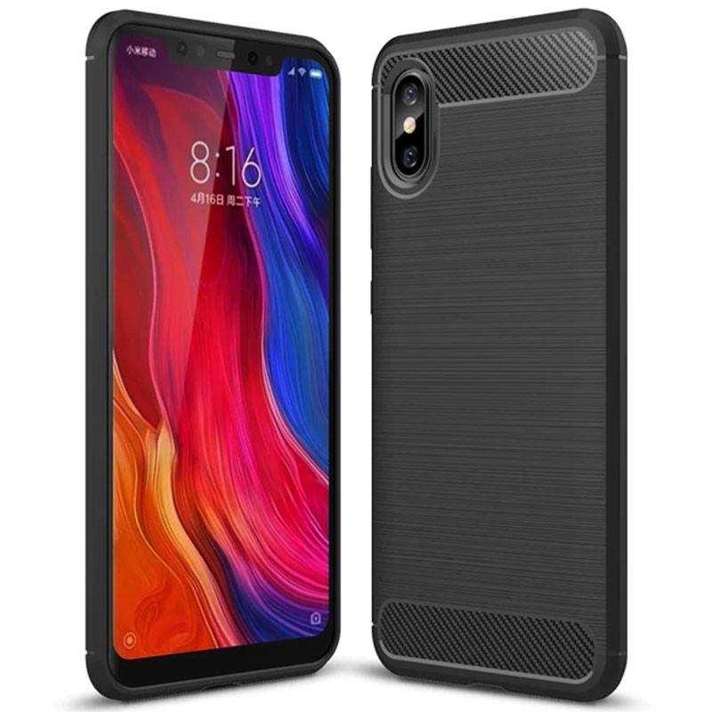 682f1be47dc Comprar Funda Carbon Ultra Xiaomi Mi 8 pro - PowerPlanetOnline