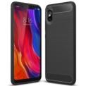 Funda de silicona Carbon Ultra para Xiaomi Mi 8 Pro