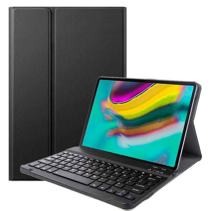 Capa com Teclado para Samsung Galaxy Tab S5e T720 / T725