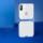 Funda de silicona Crystal de Nillkin para Iphone X - Ítem11