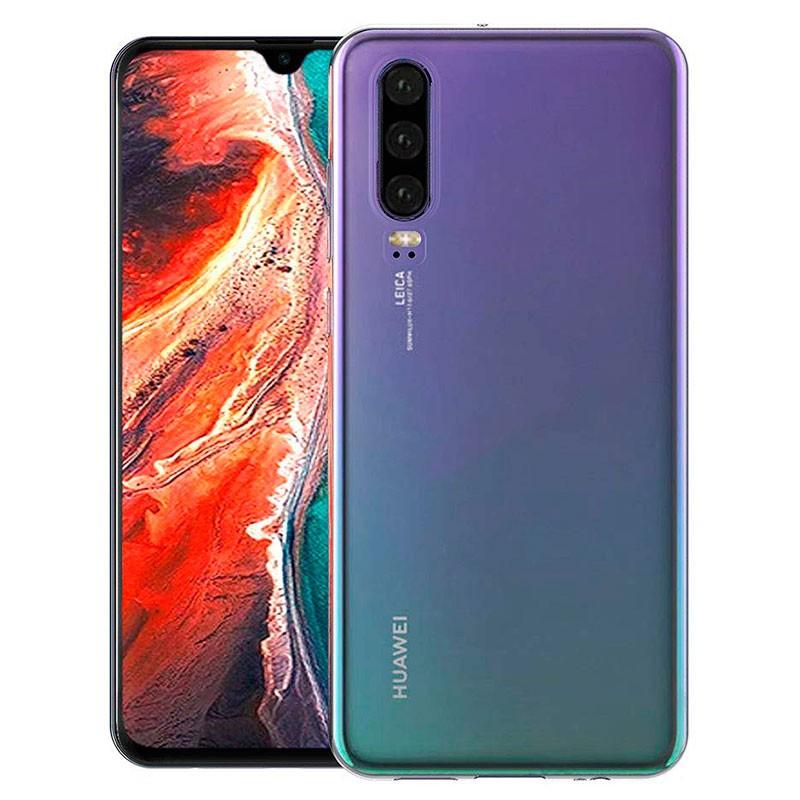 mejor venta de tienda outlet reputación confiable Funda de silicona Huawei P30