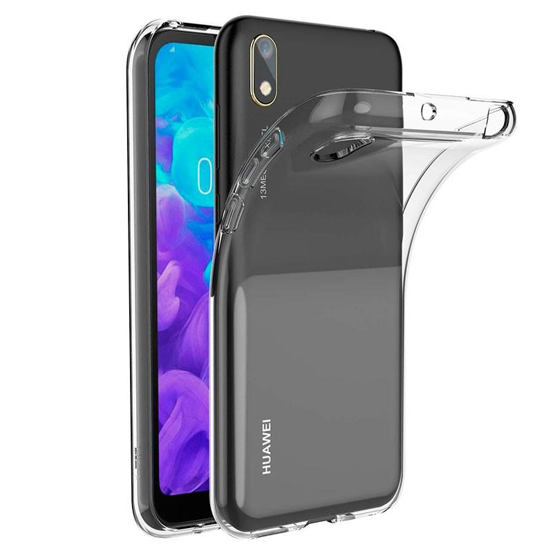 Capa de silicone para Huawei Y5 2019 / Honor 8S