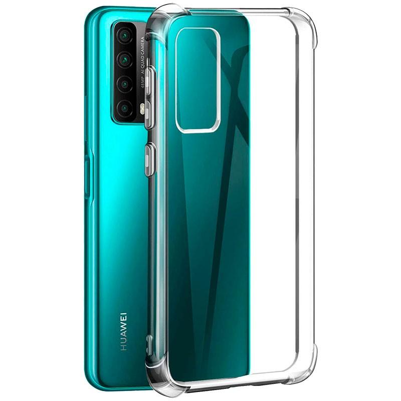 Coque en silicone Reinforced Huawei P Smart 2021