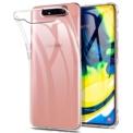 Capa de silicone para Samsung Galaxy A80 / A90