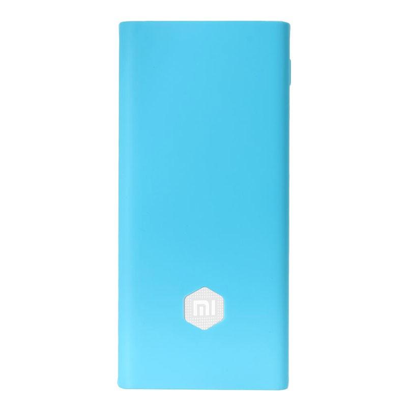Funda de silicona para Xiaomi Mi Power Bank 2C 20000mAh