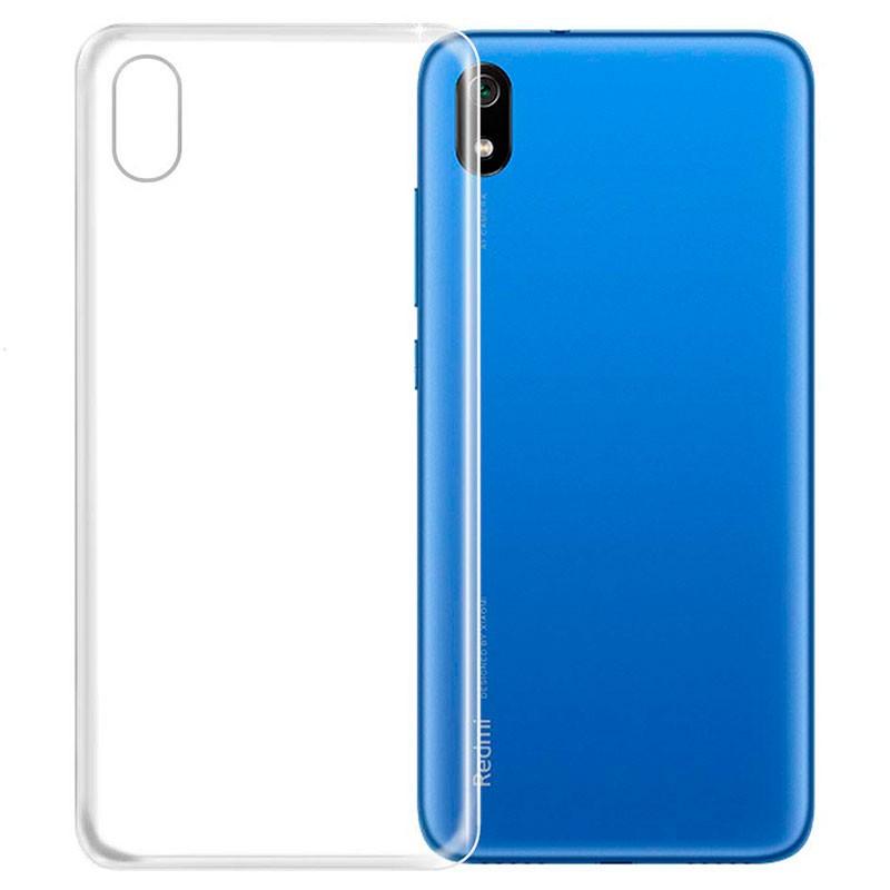 Funda de silicona para Xiaomi Redmi 7A