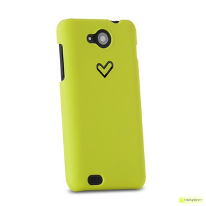 Case Energy Phone Colors Verde