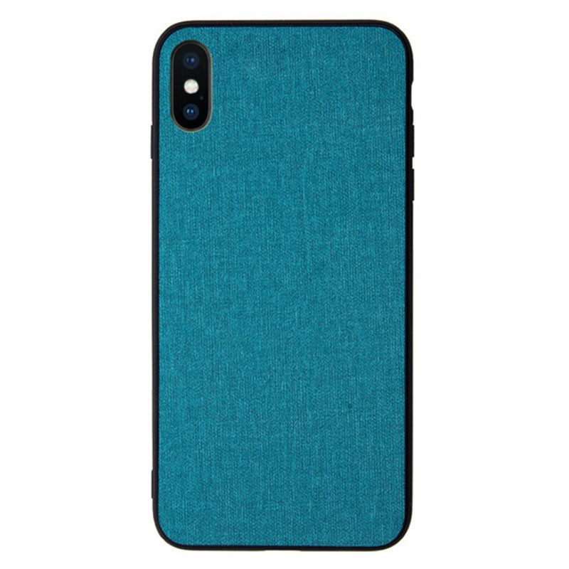 Capa de tecido Fiber Ultra para iPhone X