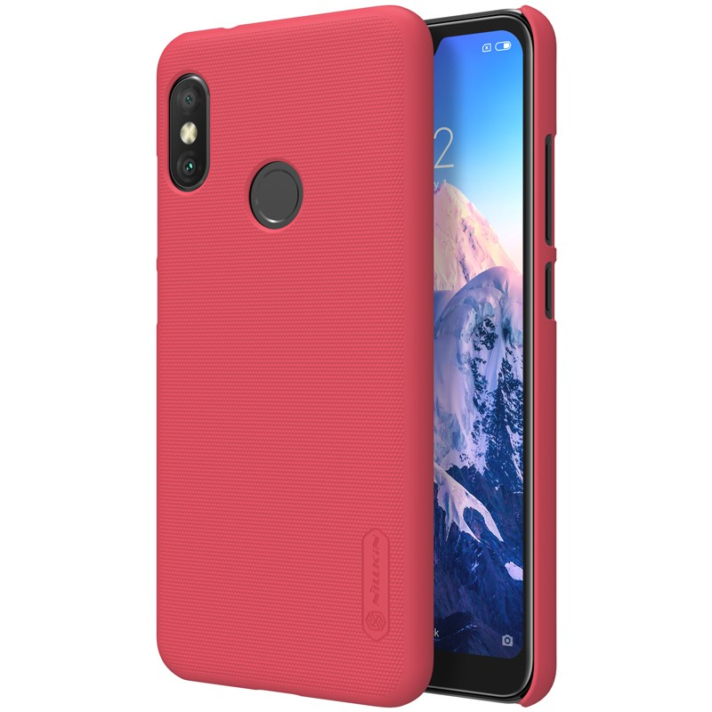newest 3ed3d 0efbe Xiaomi Mi A2 Lite Nillkin Frosted Rubber Case