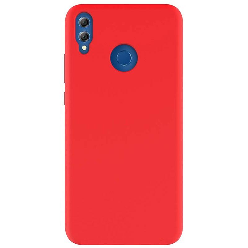Capa de silicone Liquid Premium para Huawei Honor 8X
