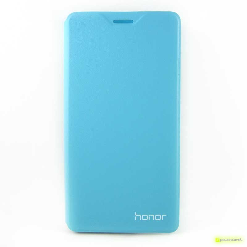 Tampa tipo livro Huawei Honor 5X