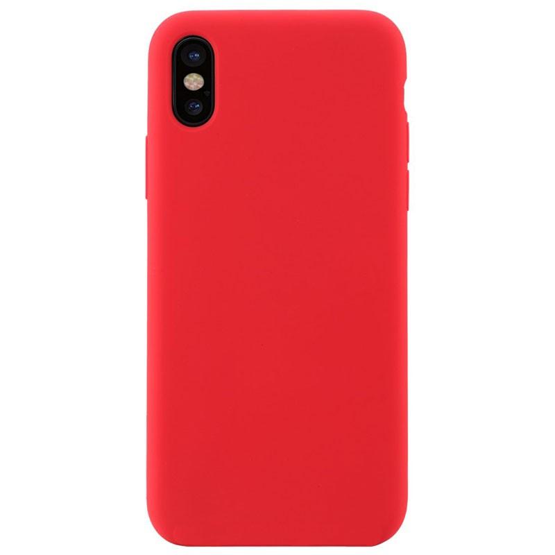 Capa de silicone Liquid Premium para iPhone XS Max
