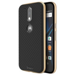 Capa de silicone Motorola Moto G4 Ipaky - Item1