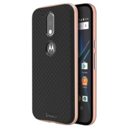 Capa de silicone Motorola Moto G4 Ipaky - Item3