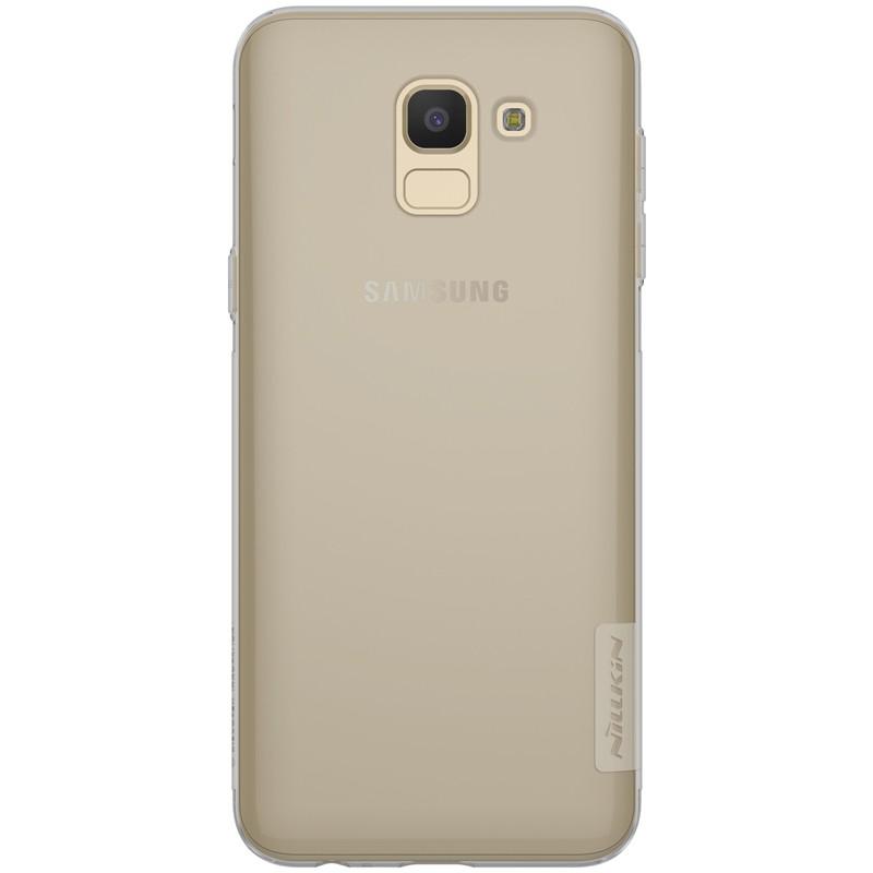 Funda de silicona Nature de Nillkin para Samsung Galaxy J6 2018