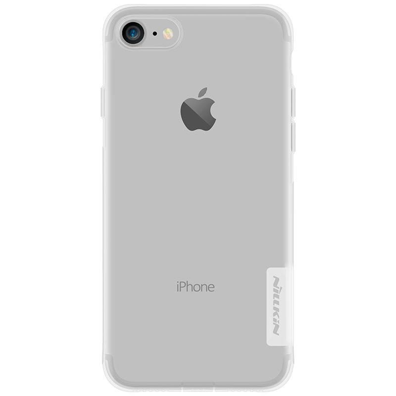 Funda de silicona Nature de Nillkin para Iphone 7