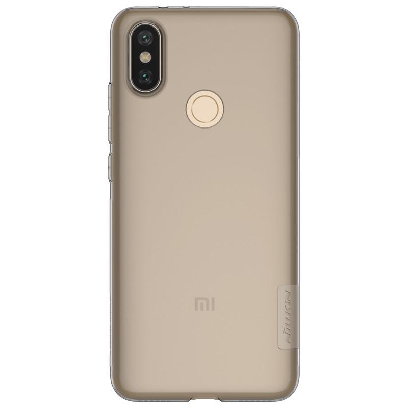 Funda de silicona Nature de Nillkin para Xiaomi Mi A2