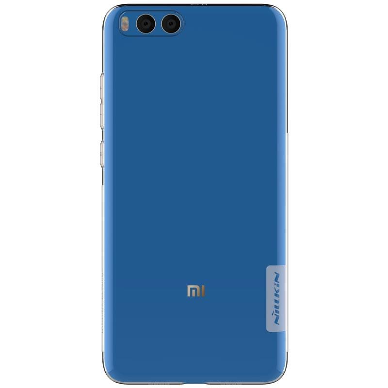 Funda de silicona Nature de Nillkin para Xiaomi Mi Note 3