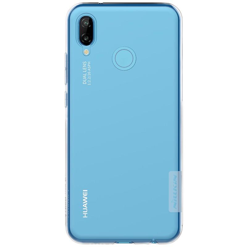Funda de silicona Nature de Nillkin para Huawei P20 Lite
