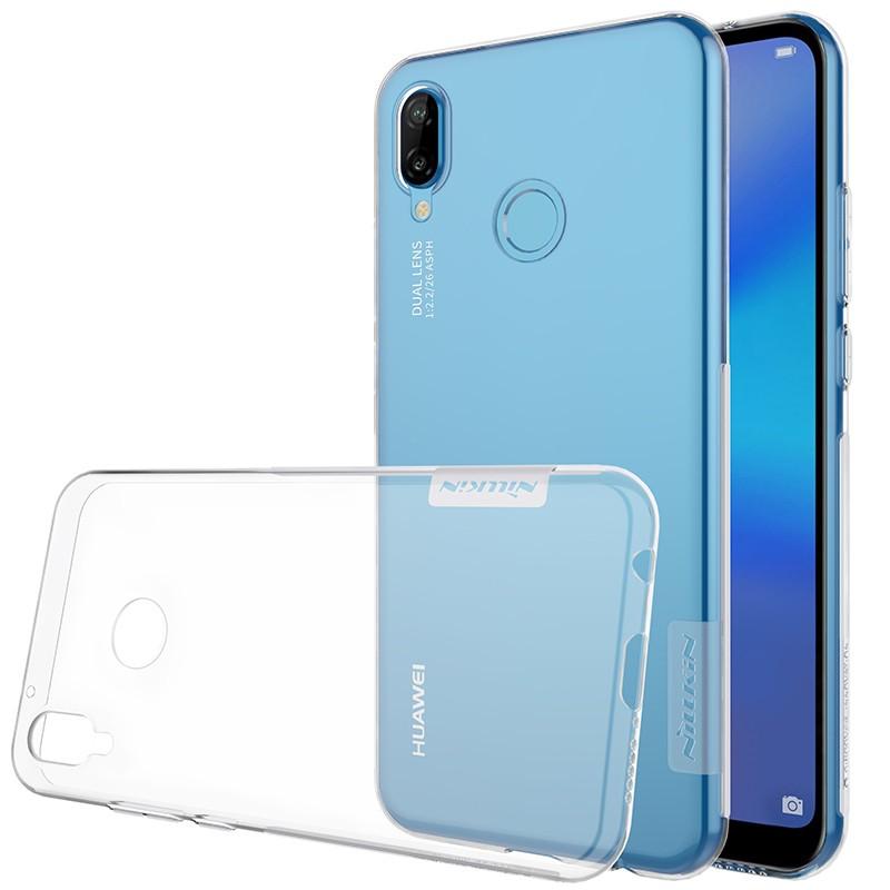 41ab8a40a34 Comprar Funda de silicona Nillkin Huawei P20 Lite - PowerPlanetOnline
