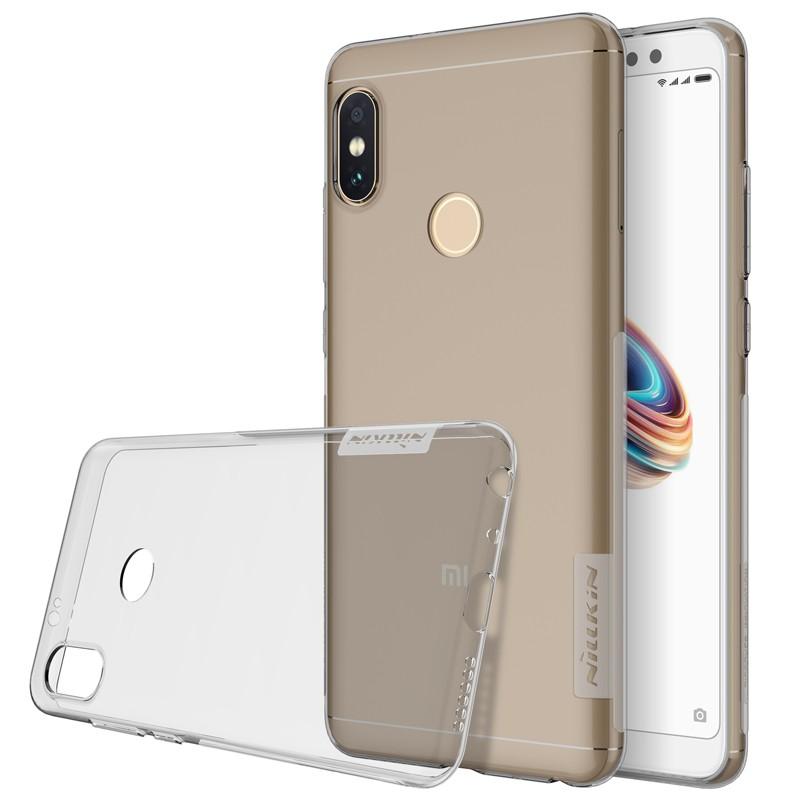 best service 49b20 6d142 Xiaomi Redmi Note 5 Nillkin TPU Case