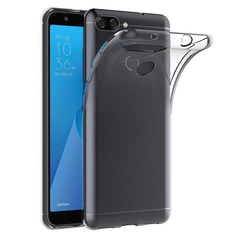 Funda de silicona para Asus Zenfone Max Plus M1