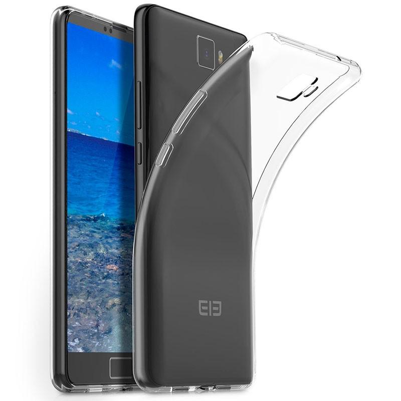 Funda de silicona para Elephone S8