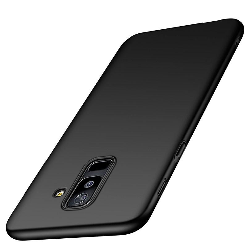 marca popular calidad confiable completo en especificaciones Funda de silicona Samsung Galaxy A6 Plus 2018 A605