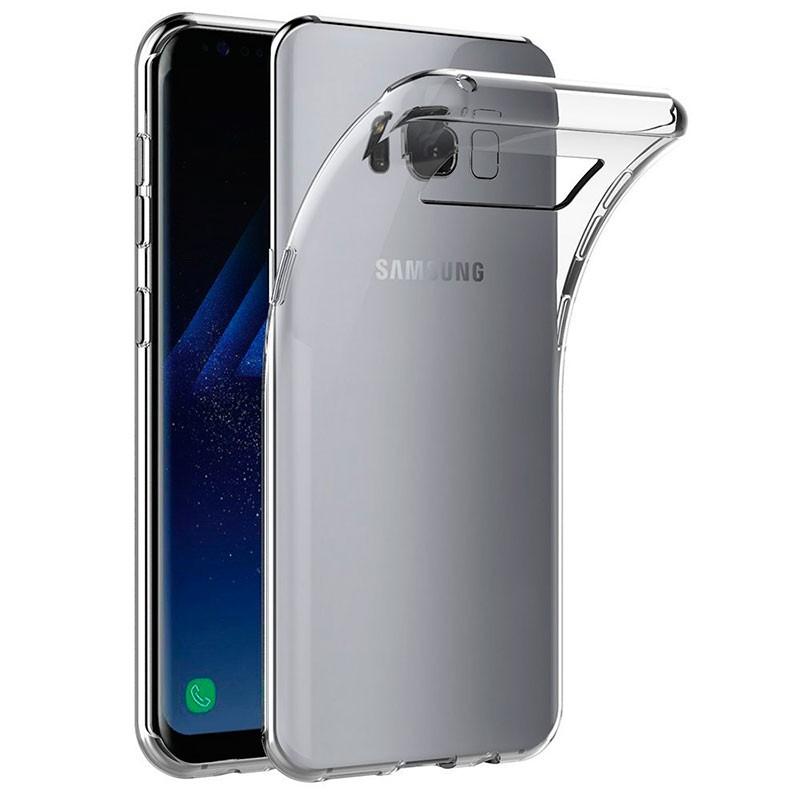 Funda de silicona para Samsung Galaxy S8