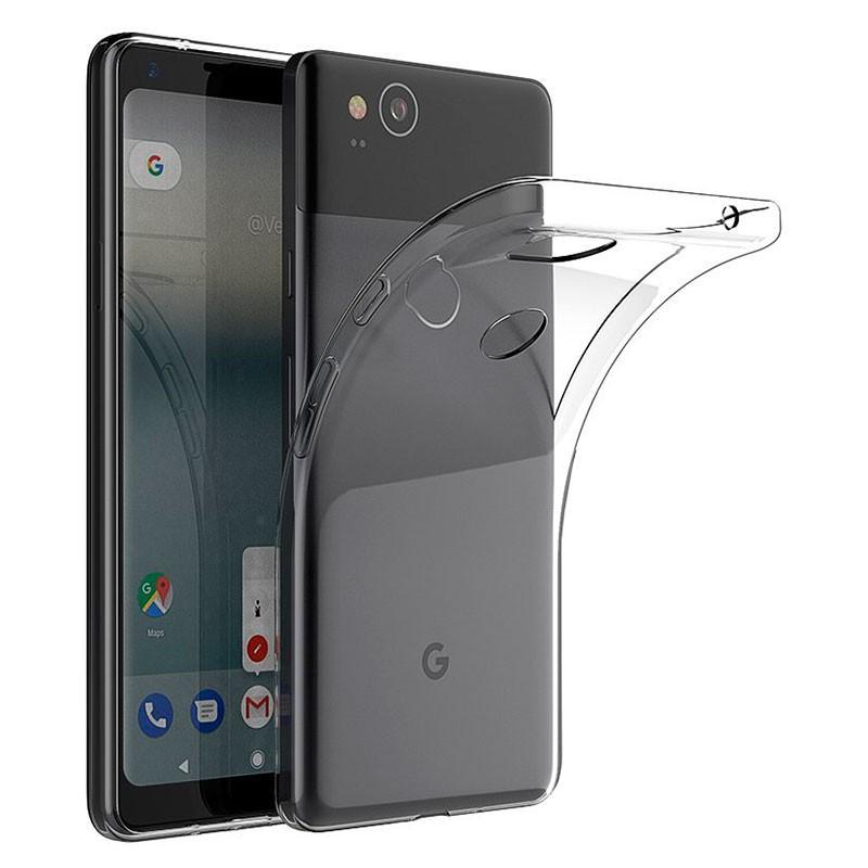 Funda de silicona para Google Pixel 2