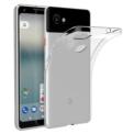 Funda de silicona para Google Pixel 2 XL