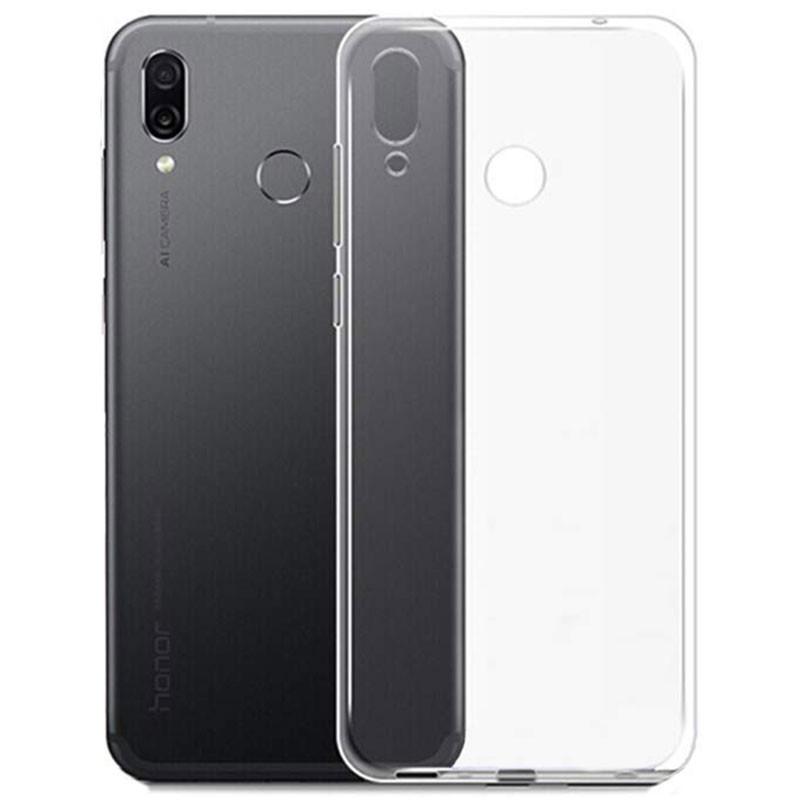 Capa de silicone para Huawei Honor 10 Lite