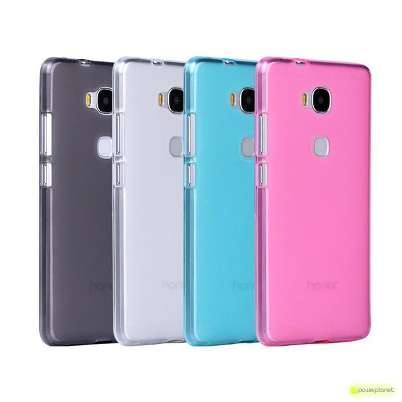Capa de Silicone Huawei Honor 5X