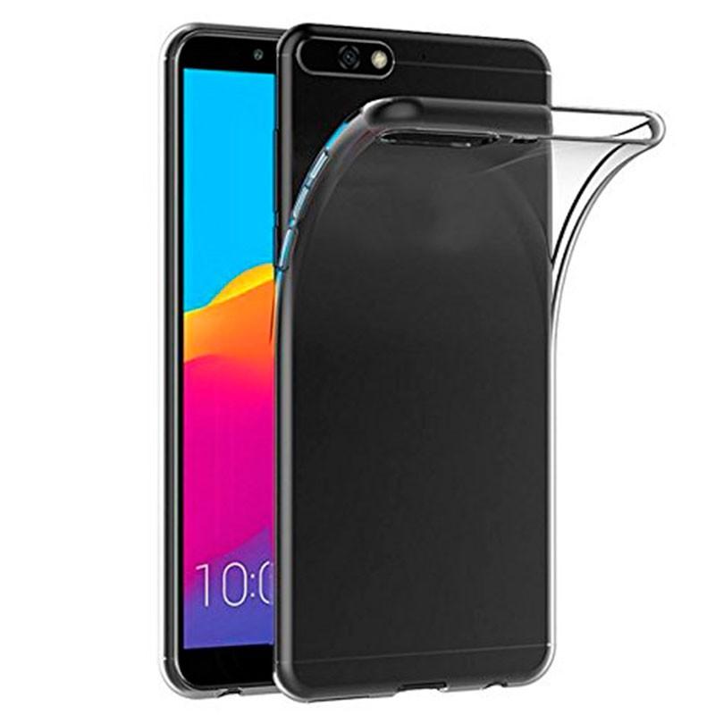 Capa de silicone para Huawei Y6 2018